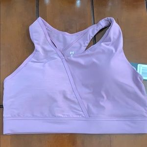 Under Armour sports bra collection